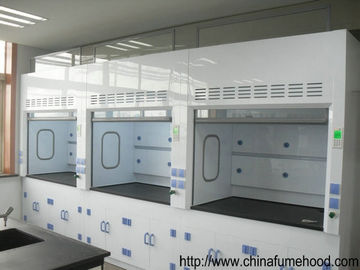 High Standard FRP Lab Fume Hood in Laboratory Furniture From China Lab Factory