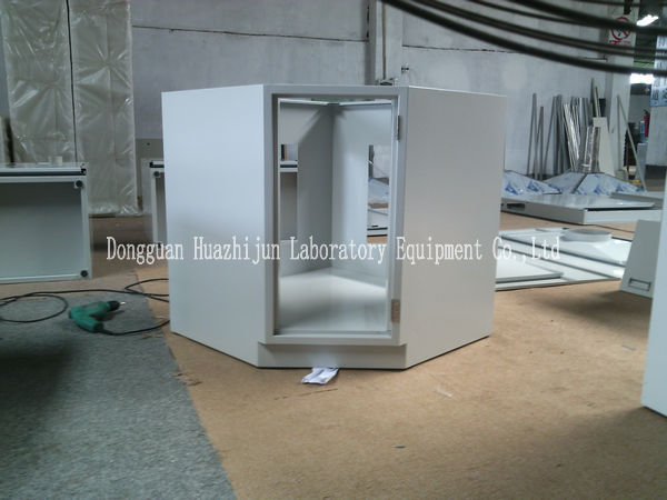 Laboratory Lockable Metal Storage Cabinet Light Weight For Medical / Chemical